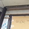 玄関ドア入れ替え後→外壁補修 外壁リフォームも新潟外装へ