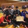 【高校バドミントン部】都新人大会団体戦西ブロック予選 Bブロック3位入賞