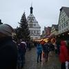 【旅行】ローテンブルククリスマスマーケット2019ドイツ旅行記②