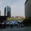 大阪駅の北側、映画を見にいった。