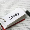 I'm studying English (英語を勉強してます)