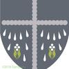十字架の紋章、雨
