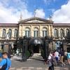 コスタリカ国立劇場にあるアンティークなカフェ