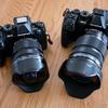 FunPayにカメラ記事を寄稿したので、ついでに各マウントで気になるフィールド向け2台持ちシステムを考えてみた