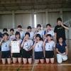 《中学生女子》8/27 スポーツ少年団リーダー交流大会