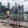 シンガポール観光に最適!電動キックボードのご紹介