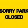 アメリカではコロナの影響で公園まで立ち入り禁止に(画像あり)