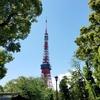 東京タワー行ってきた!