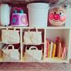 100均グッズとカラーボックスで、子供のおもちゃを簡単すっきり収納*【子供部屋も初公開*】