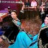 サッカーアジアカップ ウズベキスタン戦で紹介されたウズベクダンスを間近で見よう ~おいしい大使館差し入れのウズベク料理も~