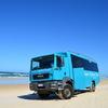 世界最大の砂の島 フレーザー島 〜ツアーでディンゴとか素晴らしい景色を見に〜