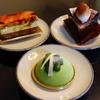 ケーキ屋に行く 『CANTONA』 ~遅まきながら結婚記念日祝いです~