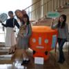 「ほくりくアイドル部」が石川県輪島漆芸美術館にキタ━━━━(*゚∀゚*)━━━━!!