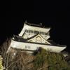 夜の登山~夜の岐阜城