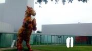 どこもかしこもアートだらけ!十和田市現代美術館へ(横尾忠則企画展も)