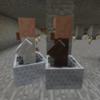 【MinecraftPC版】Part151 村人交易場 地下の移動設備を建設