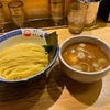 『銀座 いし井 五反田店』腰のあるつるつる麺にすだちをかける濃厚つけ麺