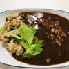 【ズボラ料理】超簡単ダイエットレシピ。オートミール粥レトルトカレー味