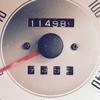 中古車の家計簿。先月の燃費を計算しました。