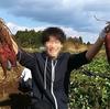 秋だから千葉でサツマイモを掘ってきた!①(イモ掘り編)