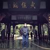 中国人の彼女と行く中国旅行 成都 武候祠に行ってきたよ!