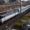 第412列車 「 甲218(+甲217) 西武鉄道40000系(40106f)の甲種輸送を狙う 」