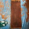 70年前の欅をカンナで削ってみた