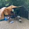 道志の森キャンプ場でデイキャンプ