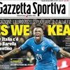 ケーン、代表初先発の公式戦でイタリア史上2番目の若さで初ゴールを決める