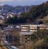 JR根岸線 富士山