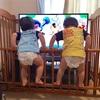 双子2歳。地獄は続くよどこまでも。