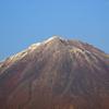 富士山に再び冠雪… そして紅富士