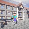 【minecraft】マイクラエンカウント 第7回 ~領主のお屋敷と植物園~ 【マインクラフト】