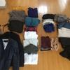 洋服の棚卸し 。たまには、全部出して並べてみよう!