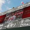 2019年3月16日 新井さんの引退セレモニーのあるオープン戦に行ってきました!想像をはるかに上回る人にビックリ!