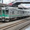 仙台近郊の701系のバリエーション