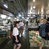 唐戸市場と海峡ゆめタワー(山口県下関市)3