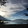 8月に中禅寺湖に行ってきました。