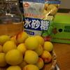 梅シロップ(梅ジュース)