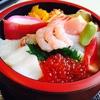 ピアbandaiの地魚食道 瓢で海鮮丼食べてきた