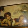 思い出の一枚 イタリア旅行で泊まったホテルの壁に飾ってあった絵