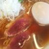 湯の台食堂 フランス鴨中華そば TP味玉 チャーシュー飯