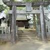 池田八幡宮の石造物