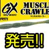 【STORM】琵琶湖ガイド黒須和義プロ監修の「GXマッスルクローラー」発売!