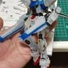 MG ガンダムF91 残像イメージカラー制作日記(1)