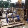 Tăng cường kiểm tra công tác an toàn lao động trong xây dựng.