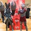 ウルトラマンとバルタン星人がグラニフ店舗に来店! in アクアシティお台場