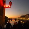 冬のイタリア「ひとりで滞在するフィレンツェ旅!夜の街を歩く。イノシシ様にごあいさつして、再びポンテ・ヴェッキオへ」