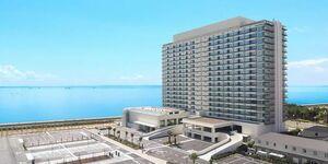 東京ディズニーシーで遊んだあと東京ベイ東急ホテル浦安に宿泊した体験記