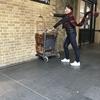 ロンドンで待ちに待ったホグワーツの入学式!マグルでも頑張ろうと思います